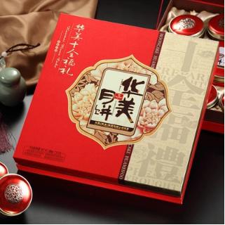 华美月饼-十全福礼月饼